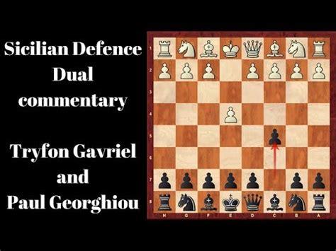 Sicilian Defense chess openings sicilian defence najdorf scheveningen