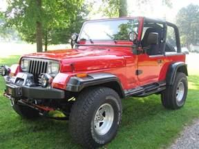 1992 Jeep Wrangler Yj 1992 Jeep Wrangler Partsopen