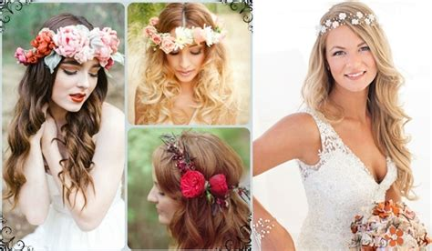 flipkart com ladies short crown wear a pretty bohemian wedding flower crown at your wedding