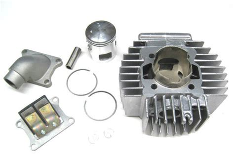 puch 70cc reed valve cylinder kit moped division - Swing 70ccm
