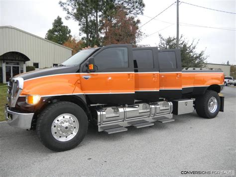 2013 ford f650 6 door supertruck ford f 650