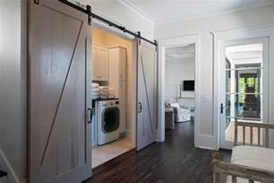 Mudroom Floor Plans 45 barn style sliding door ideas in home d 233 cor