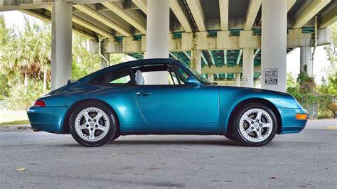 Porsche Targa 993 by Teal Porsche 993 Targa Ebay Find Is 90s Nostalgia