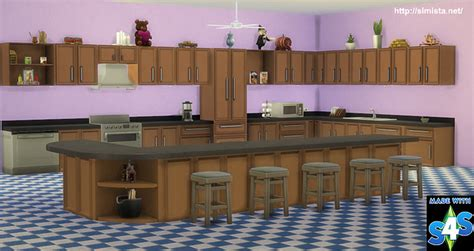 forever kitchen at simista 187 sims 4 updates
