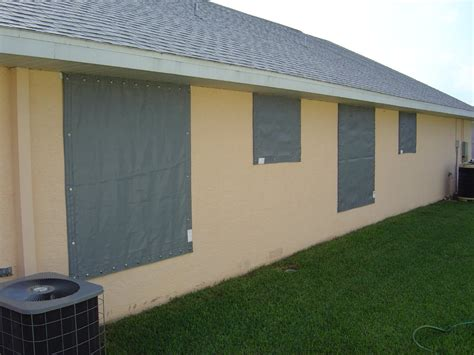 catcher fabric based hurricane products - Hurricane Window Covers