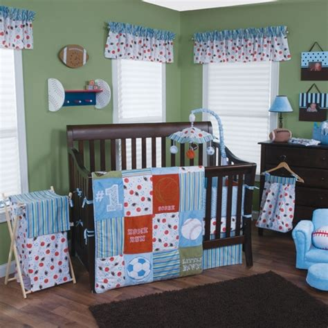 Primary Color Crib Bedding by Trend Lab Mvp Bedding Collection Free Shipping