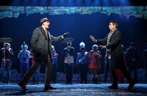 groundhog day cast musical photo flash welcome to smalltown usa look at