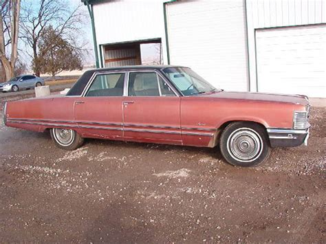 1968 Chrysler Imperial For Sale by 1968 Chrysler Imperial Crown Sedan For Sale Chrysler