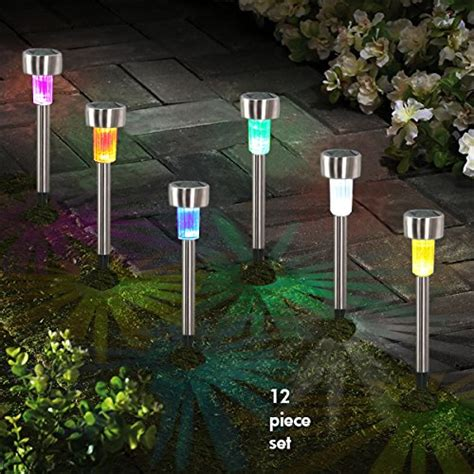 Top 14 For Best Pathway Lighting 2018 Solar Landscape Lighting Kits
