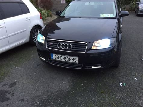 how it works cars 2003 audi s8 lane departure warning audi a3 2003 attraction for sale in clontarf dublin from mushii