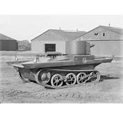 Vickers Carden Loyd Light Amphibious Tank  Wikipedia