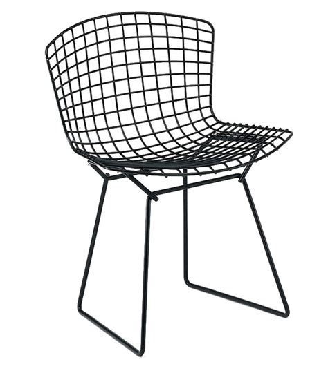 Chair Bertoia by Bertoia Outdoor Chair Knoll Milia Shop