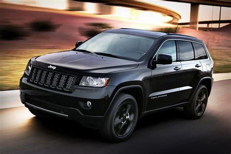 Black Jeep Suv Jeep Grand Stealth Uncrate
