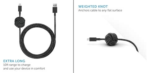 10 Foot Lightning Cable Best Buy by The Best Durable Lightning Cables You Can Buy For Your
