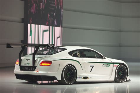 bentley gt3 bentley continental gt3 paris 2012 photo gallery autoblog