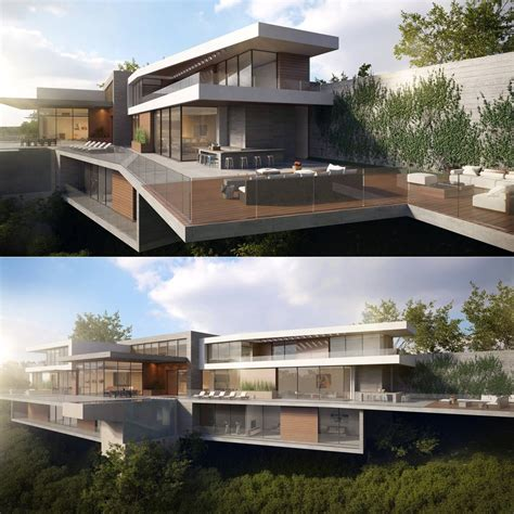 Modern Home Design Narrow Lot 21 mesmerizing exteriors architecture amp design