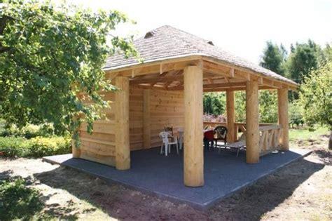 Pavillon Umbauen by Wooden Garden Sheds