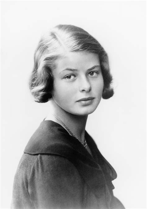 est100 一些攝影(some photos): Ingrid Bergman, 英格麗·褒曼