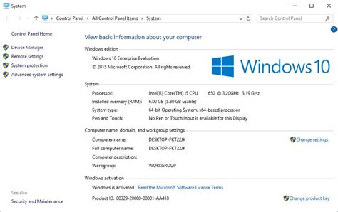 How To Find Information On How To Find Windows 10 System Information Technig