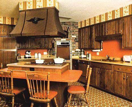 perfect  kitchen     orangerust