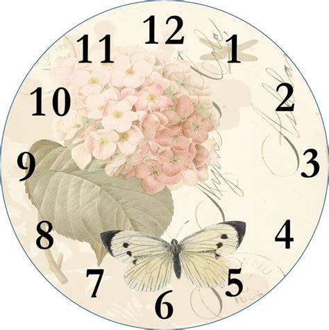 1000 ideas about clock face printable on pinterest