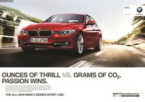 the new bmw 3 series tv ad