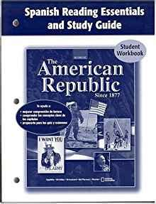 the guide to the republic guides books the american republic since 1877 reading