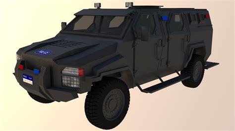 Pit 3d Model