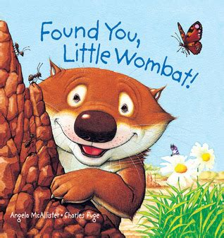 wombat picture book wombats shelf