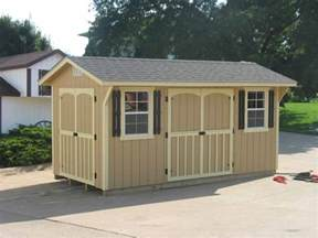 carriage house storage shed pricing options list