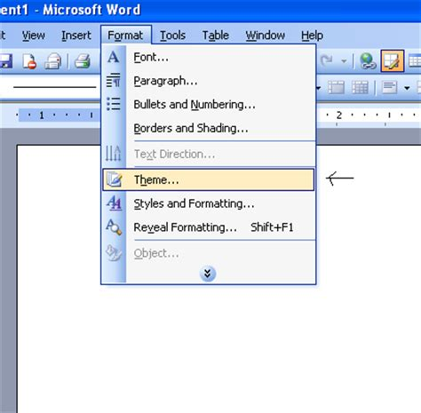 microsoft 2003 templates themes in microsoft word 2003 microsoft office support