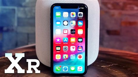 iphone xr review youtube
