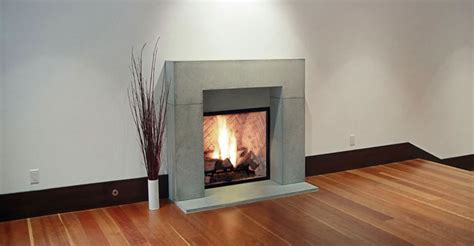 Fireplace Surrounds Modern by Gaile Guevara Modern Fireplace Solus Decor