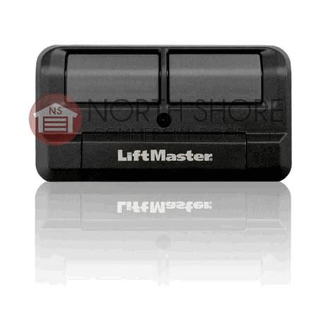 Access Master Garage Door Opener Access Master 972ac 2 Button Garage Door Opener Remote