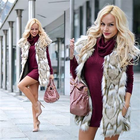 Yzy Kimono Miumiu Maroon eleonora petrella blackfive faux fur vest tjewels jewels steve madden heels miu pink bow