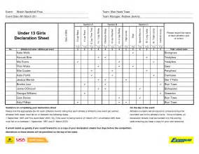 Excel Tally Sheet Template best photos of tally sheet template voting tally sheet