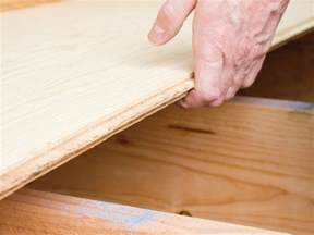 laying a plywood subfloor flooring ideas installation tips for laminate hardwood more diy