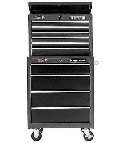 craftsman 26 10 drawer tool chest craftsman 10 drawer bb tool storage 1 2 off