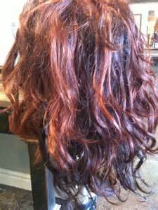 5rb hair color underneath color is a 5rb brown hairs