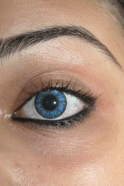 farbige kontaktlinsen einfach eine neue augenfarbe