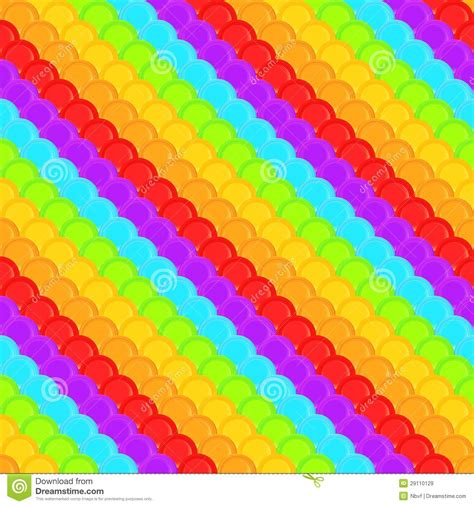 background pattern rainbow rainbow colored squama scale seamless background pattern