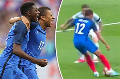ousmane dembele and kylian mbappe kylian mbappe ousmane dembele transfers french duo