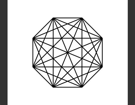 geometric line art tutorial how to create a textured geometric image mask with