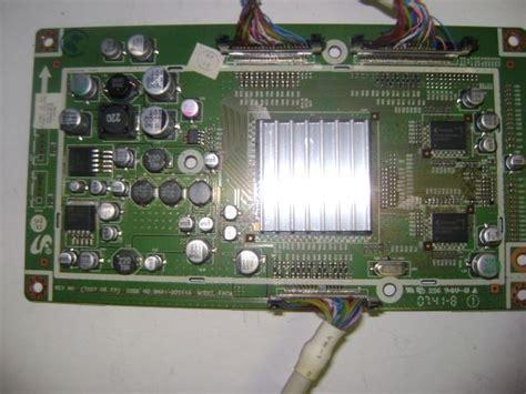 samsung lnt5271fx xaa capacitors electrorepairshop bn96 06669a frc board for samsung lnt5271fx xaa