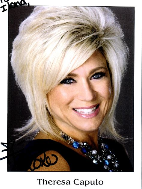 Theresa Caputo Age | bio teresa caputo theresa archives net worth bio wiki
