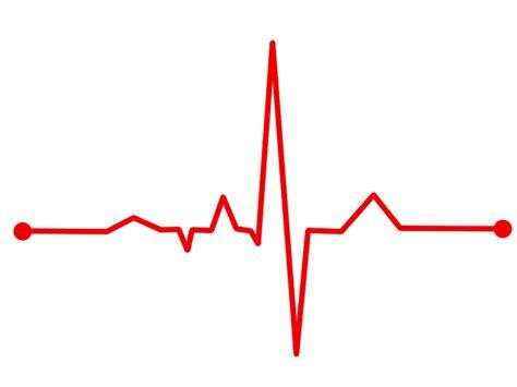 heart ecg pattern free illustration heart rate bpm ecg ekg free image