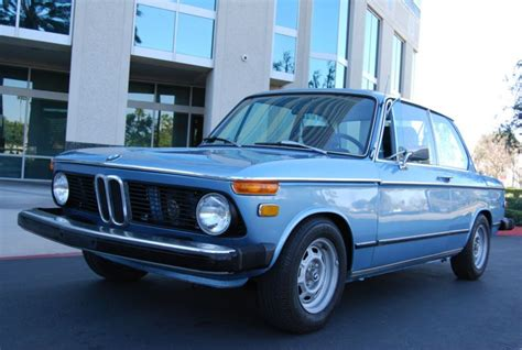1974 Bmw 2002 Tii by Purchase Used 1974 Bmw 2002 Tii In California
