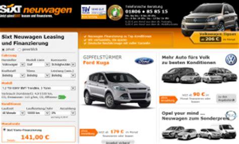 Auto Sixt Kaufen by G 252 Nstige Pkw Leasen Bei Sixt Neuwagen De Nurido Eu