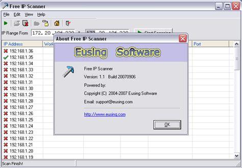 ip scan free ip scanner