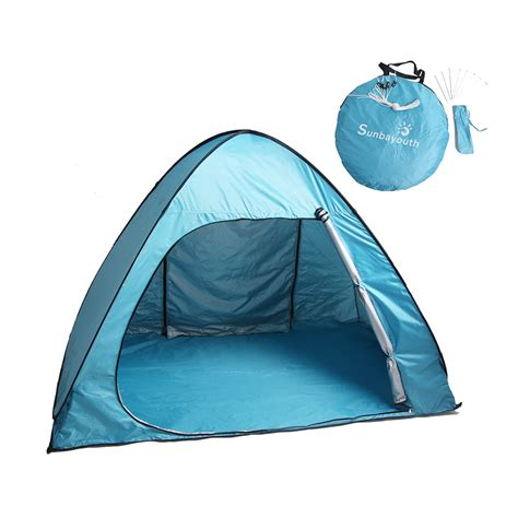Tenda Sun Shelter Umbrella Automatic Pop Up Portable Tent Lig hui technology co ltd on walmart marketplace